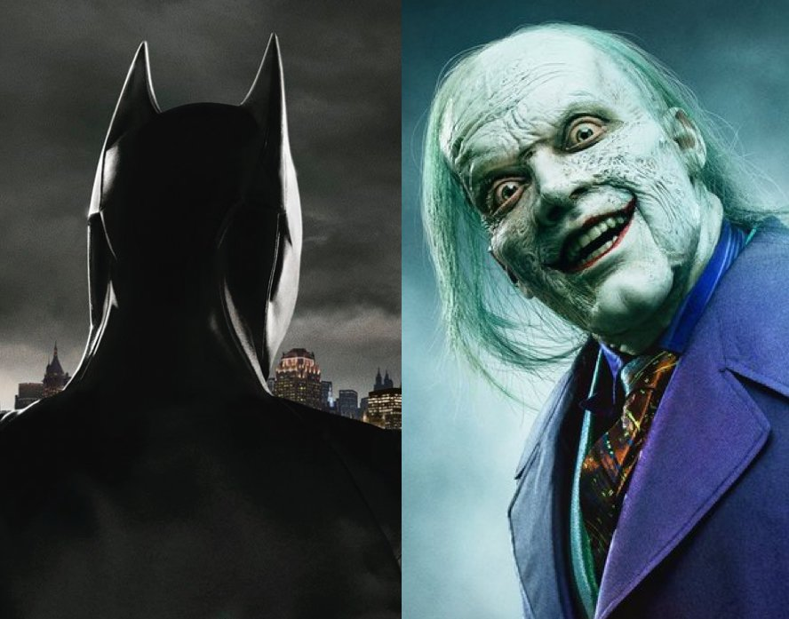 122f9cc514e The Joker vs Batman for GOTHAM Finale