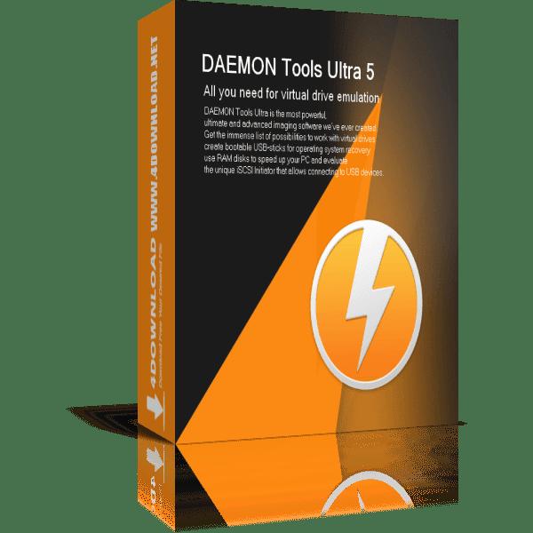 daemon tools ultra 4.1