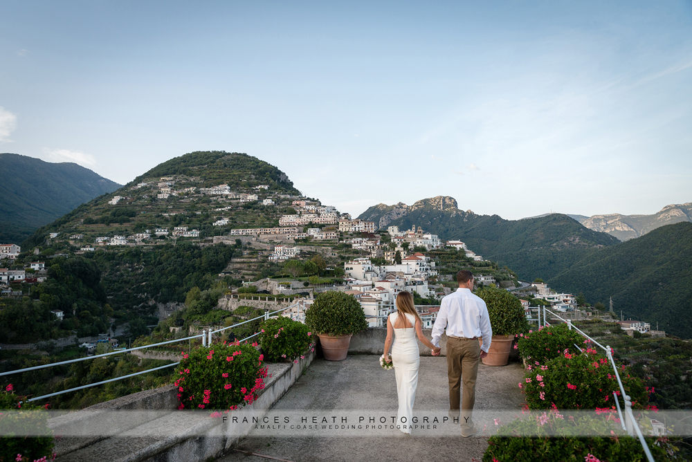 Wedding at Hotel Caruso Ravello