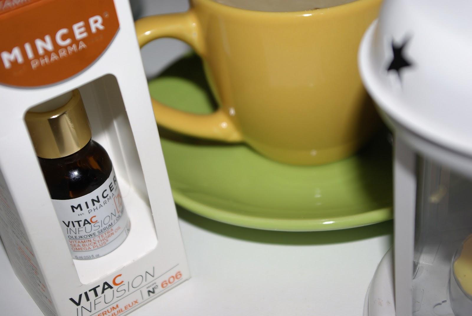 Przeciwstarzeniowe serum olejkowe - Mincer Pharma
