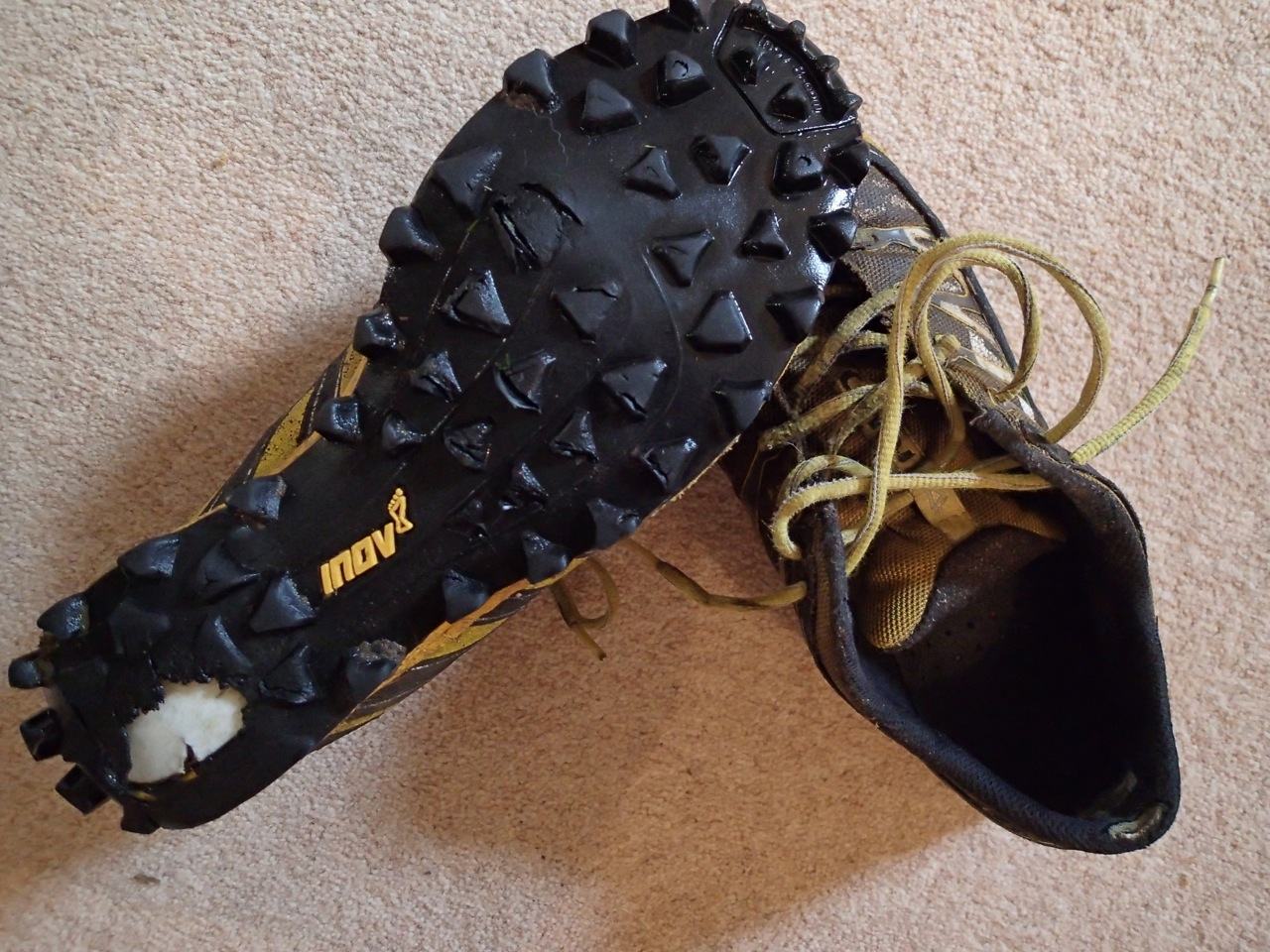 Inov  Mudclaw  Shoes Review