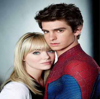 Amazing Tamdem (Emma Stone and Andrew Garfield)