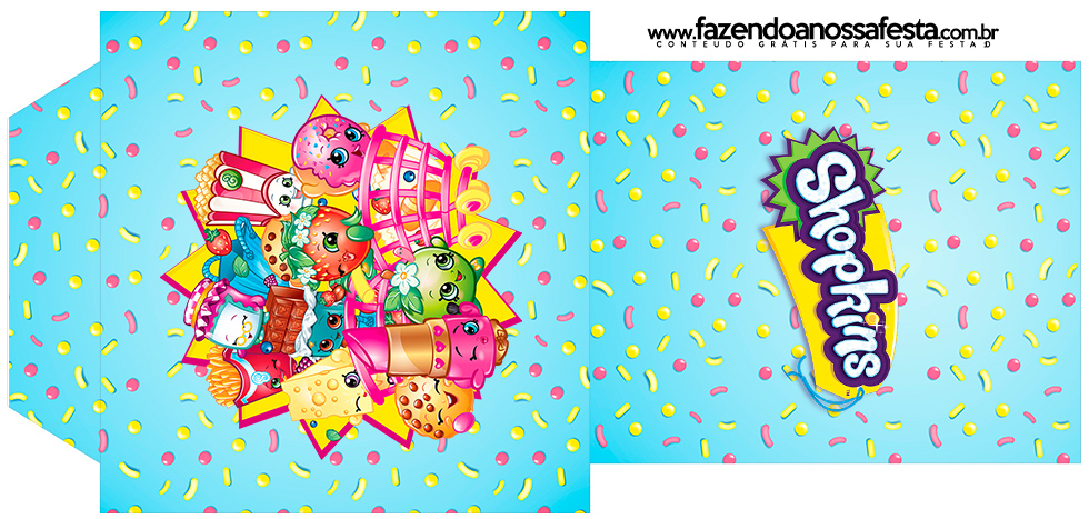 graphic about Printable Shopkins Posters called Shopkins: Cost-free Occasion Printables. - Oh My Fiesta! inside english