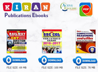 Download free ebooks for NTPC,GROUP D, CGL,SSC,BANK exam etc