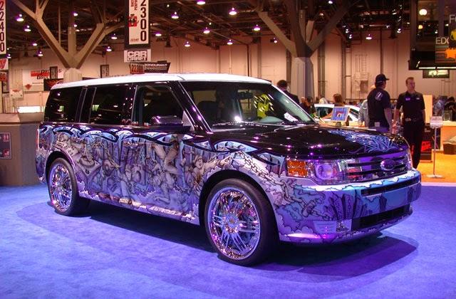 ford flex center new car full center