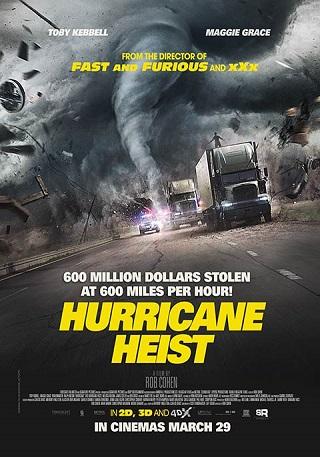 The Hurricane Heist 2018 Dual Audio Hindi 300MB HDRip 480p Full Movie Download Watch Online 9xmovies Filmywap Worldfree4u