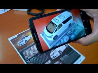 jasa pembuatan augmented reality