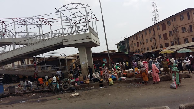 Mile 12 traders reject relocation plan