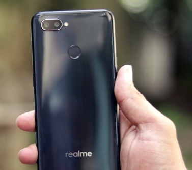 Realme's smartphone can be launched soon Realme's 48MP camera smartphone