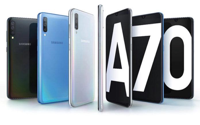 Samsung Galaxy A70 Sale