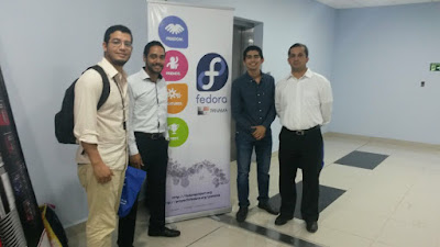 Participation of Fedora in the Engineering Week