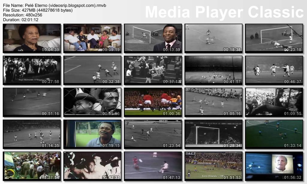 Videos Rip: Pelé Eterno