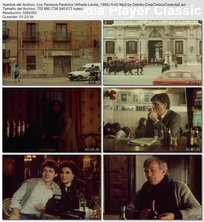 ImagenLos paraísos perdidos | 1985 | Con Alfredo Landa