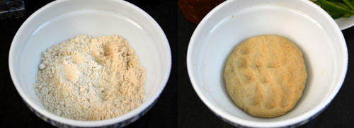 multigrain roti dough