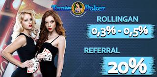 Situs Game Poker Online Paling Bagus Tantepoker