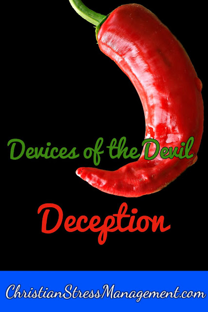 Devices of the Devil - Deception