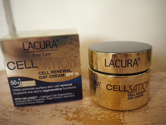 Aldi Lacura CellSATION Day Cream