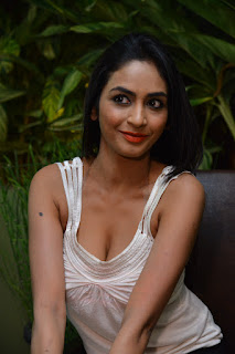 pooja sree super hot stills