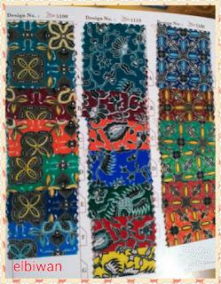 Kain Batik Untuk Seragam