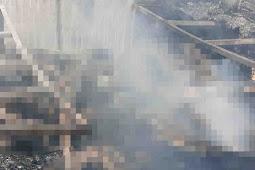 Korban Tewas Kebakaran di Rumah Pembuatan Mancis di Langkat Capai 30 Orang