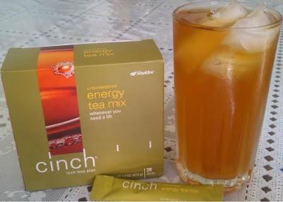 Cinch Tea Mix, Produk SHAKLEE, Independent SHAKLEE Distributor, Pengedar Shaklee Kuantan, Info, Kongsi, Testimoni, Testimoni Cinch Shake Mix,