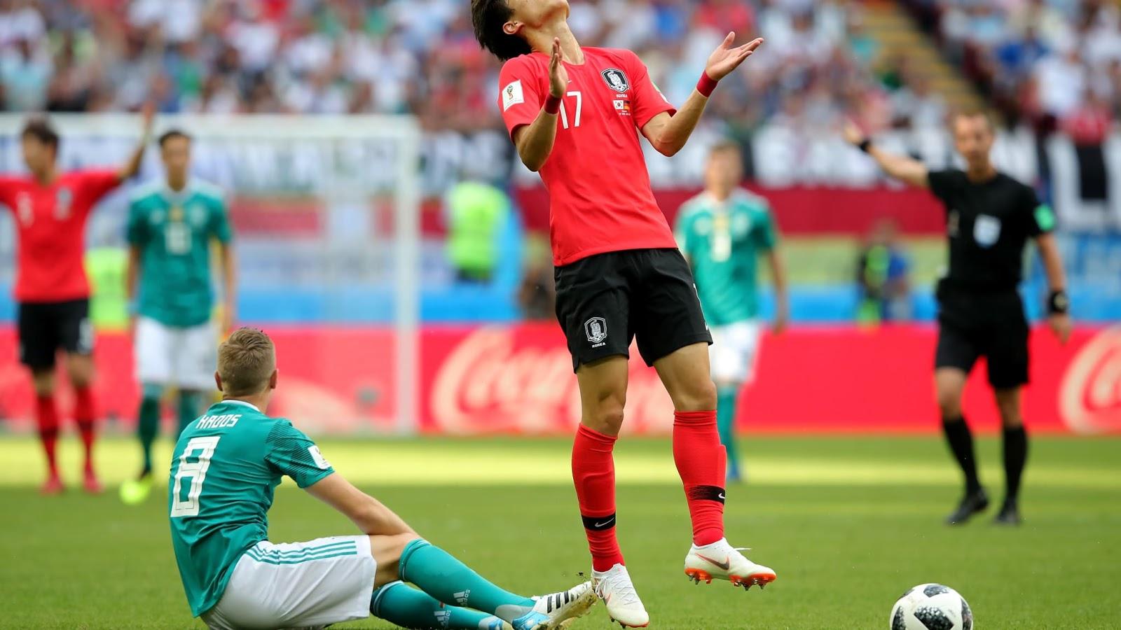 Южная Корея - Германия: обзор матча от 27.06.2018, видео ...