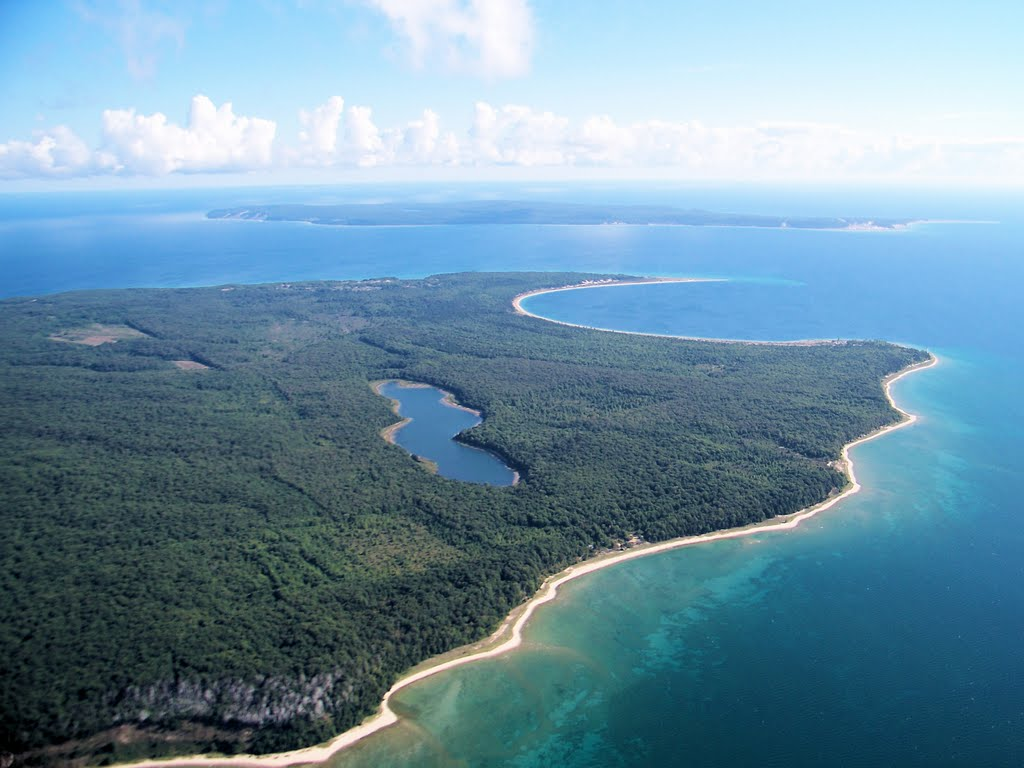 North Or South Manitou Island