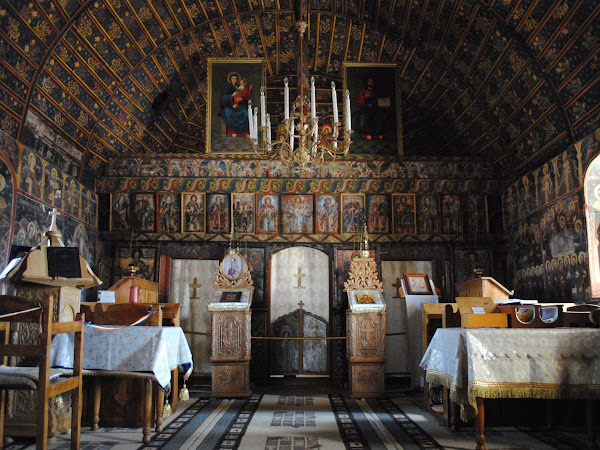 Photo Gallery - Orthodox Church Ghelar -Saints Mihail and Gabriel