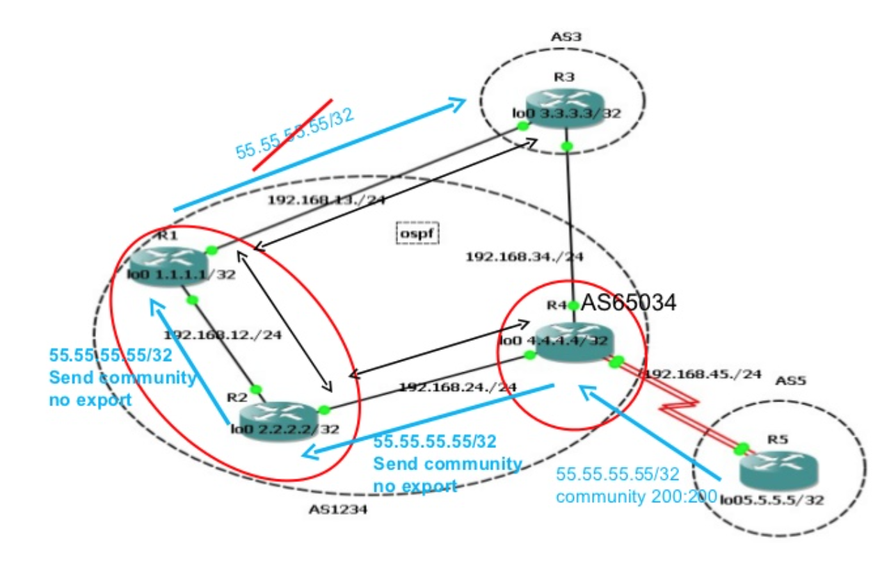 Introduction to BGP communities - Route XP Networks Private Limited