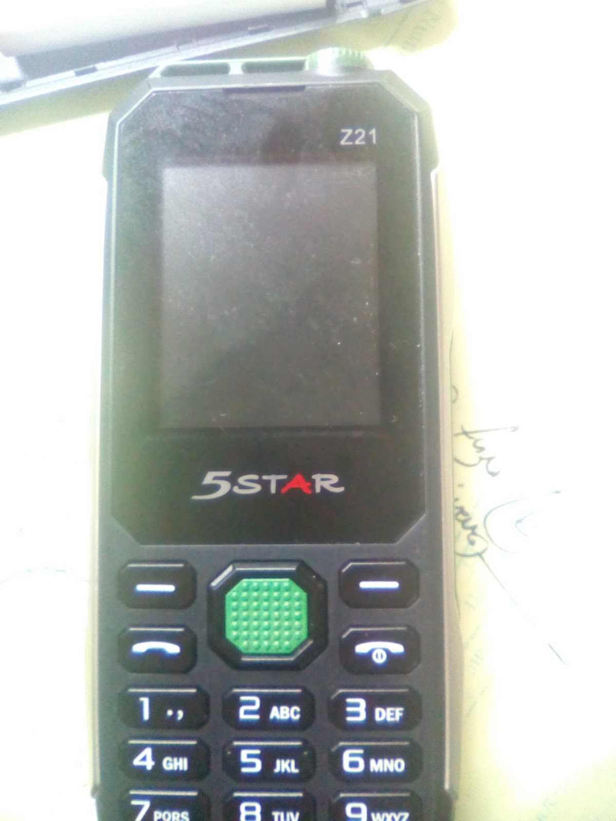 5STAR Z21 FLASH FILE SPD 6533 FIRMWARE DEAD BOOT REPAIR BIN FILE
