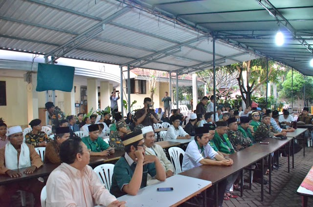 Potret Buka Puasa Bersama Kebhinekaan di Tangerang