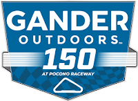 Gander Outdoors 150 #NASCAR #NCWTS