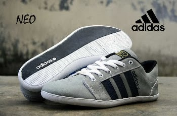 lowest discount buy great fit Adidas neo grey black | Java Shoes Online