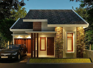 Minimalist house design Select excellence Type 36 72