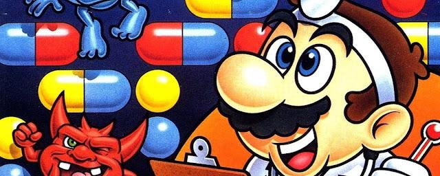 Dr. Mario para Android e iOS é anunciado pela Nintendo