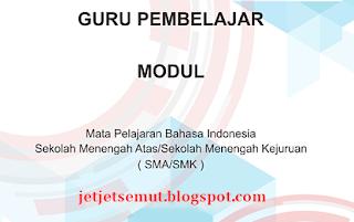 Modul GP Bahasa Indonesia SMA/SMK