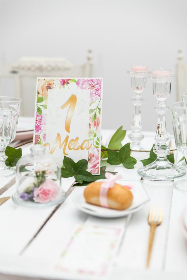 La Comunion de Noa Magazine - mesero primera comunion