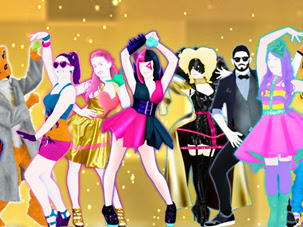 J - Just Dance