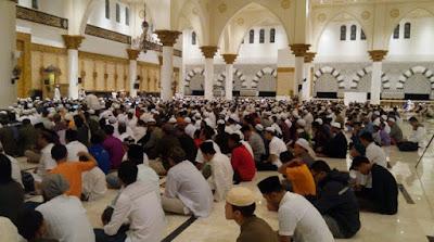 Puasa Ramadhan tapi tidak shalat