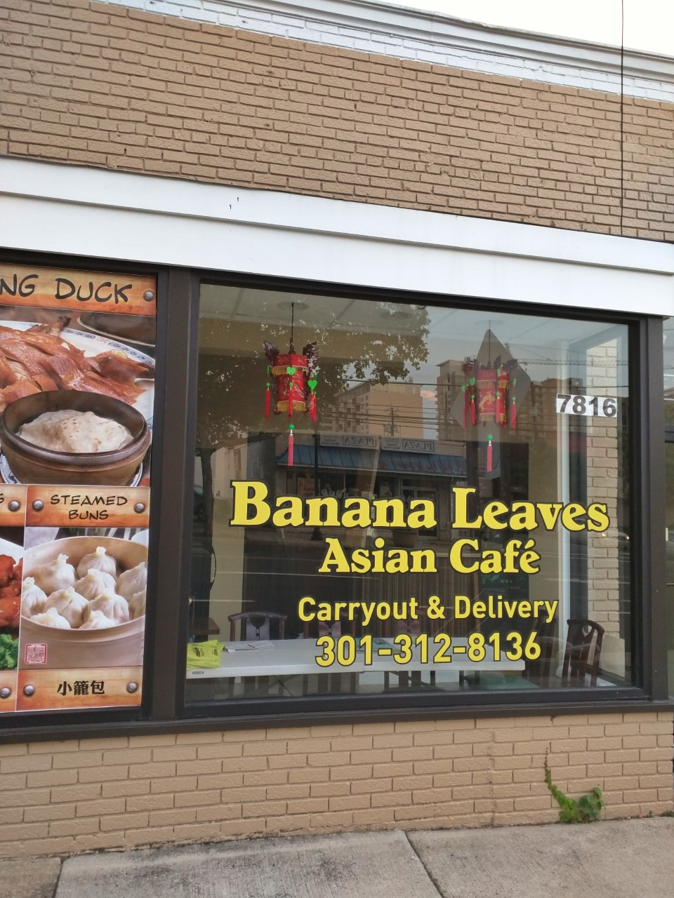 robert dyer @ bethesda row: banana leaves asian cafe sets opening