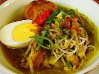 Resep Makan Soto Bangkalan