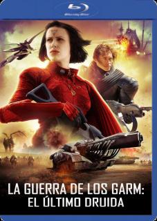 La Guerra De Los Garm: El Último Druida (2014) DVDRip Latino