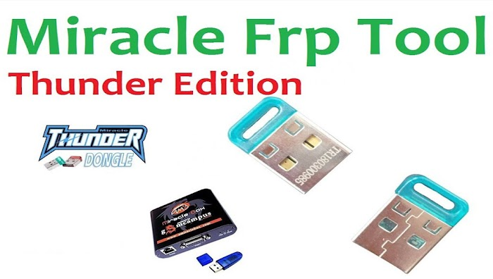 Miracle FRP Tool 1.25 Thunder Edition Update Setup