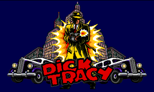 Dick Tracy (Megadrive)