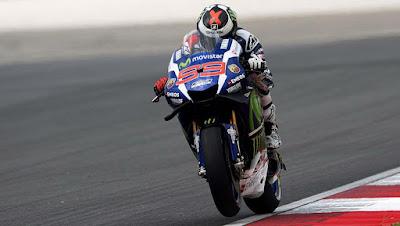 Kualifikasi MotoGP Valencia 2016 Lorenzo Tercepat