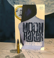 James Bond 007 Moonraker, Ian Fleming, Cover