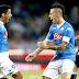 Prediksi Skor Napoli vs Lazio 6 November 2016
