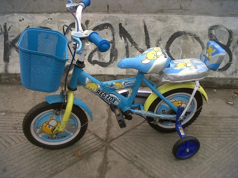 Sepeda Anak Second