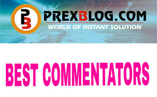 Prexblog Best Commentators