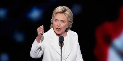 Clinton mulls legal action against Trump
